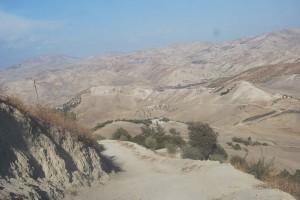 Estudio de acceso carretero Parque Taza Marruecos